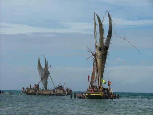 veleros del pacifico
