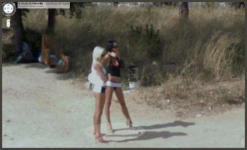 prostitutas street view numero de prostitutas en madrid