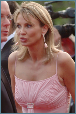 Corinna-Zu-Sayn-Wittgenstein--en-la-ceremonia-de-los-premios-Laureus-en-2006-en-Barcelona