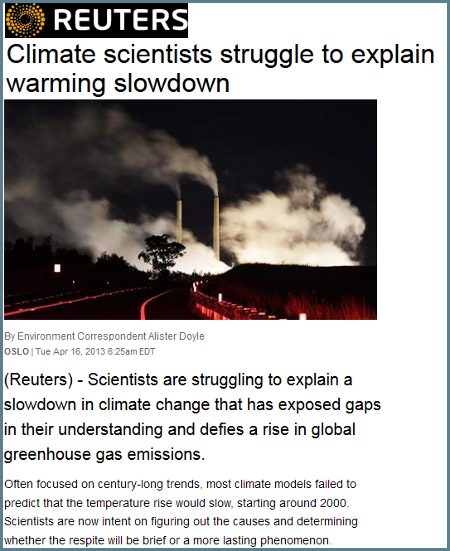 reuters-warming-slowdown