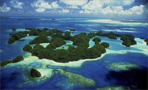 palaos-rock-islands