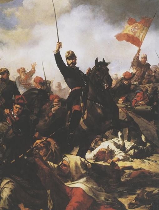 general-prim-guerra-de-africa