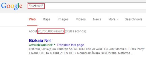 bizkaia-en-google