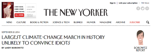 peoplesclimate-and-the-idiots