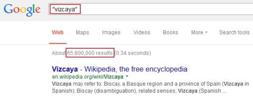 vizcaya-en-google