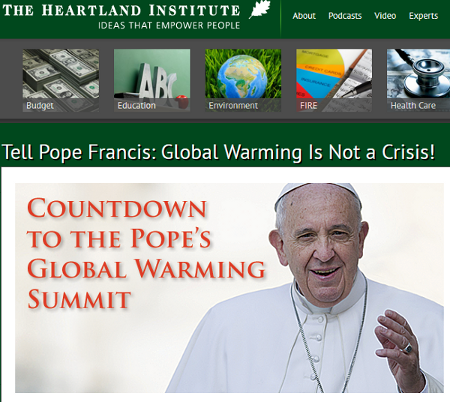 tell-francis-global-warming-not-crisis