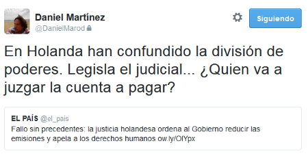 marod-tweet-jueces-holanda-cambio-climatico