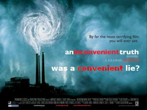 an-inconvenient-truth-was-a-convenient-lie