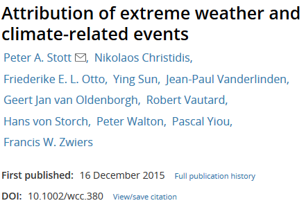 attribution-extreme-weather-events
