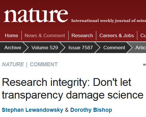 lewandowsky-integrity
