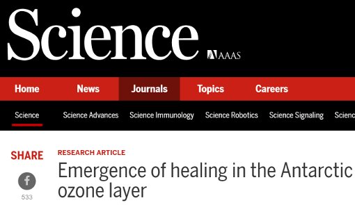 science-ozone