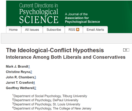 ideological-conflict-hypothesis