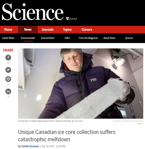 science-ice-cores-meltdown