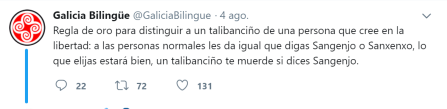 talibancinhos