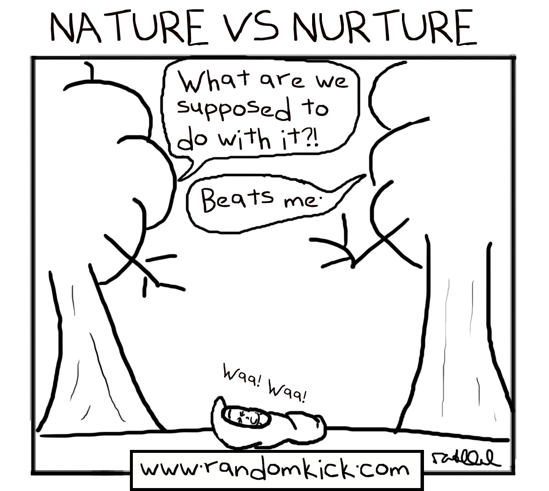 Nature-vs-Nurture